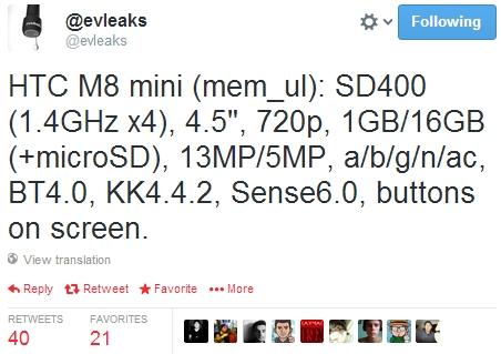 HTC-M8-One-2-Mini-specs-leaked