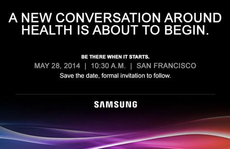 Samsung-uitnodiging