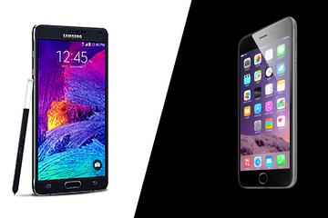 GalaxyNote4-iPhone6Plus