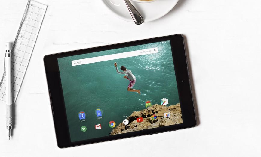 Google-HTC-Nexus-9