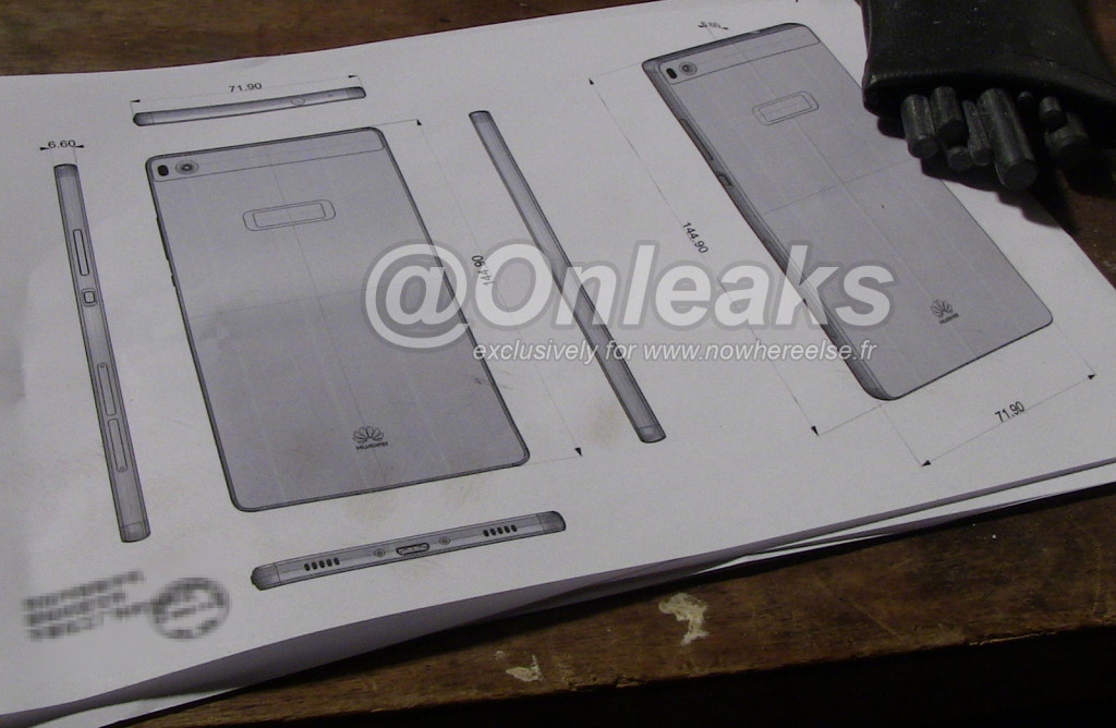 Huawei-P8-schematic
