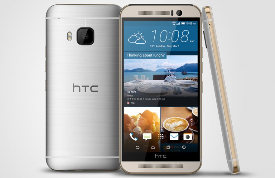 htc-one-m9-officieel