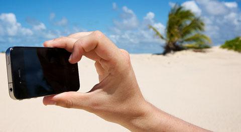 smartphone-vakantie